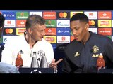 Ole Gunnar Solskjaer & Anthony Martial Full Pre-Match Press Conference - Manchester United v PSG