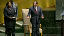 Egypt's Sisi Could Be President Until 2034