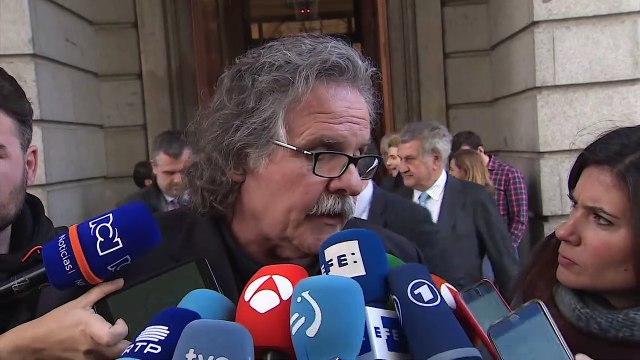 Tardà afirma que Sánchez convoca elecciones porque espera que favorezcan al PSOE