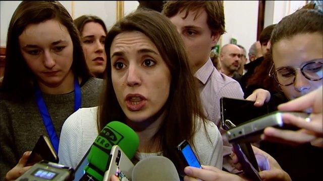"""Montero asegura que Podemos está """"preparado"""" para elecciones generales"""