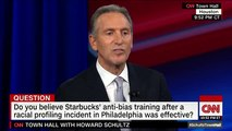 Howard Schultz Weighs In On Starbucks' Anti-Bias Training: 'I Don't See Color'