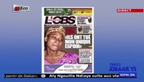 REPLAY - Revue de Presse - Pr : MAMADOU MOUHAMED NDIAYE - 13 Février 2019