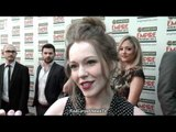 Les Miserables Charlotte Spencer Interview -  Empire Awards 2012