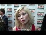 MyAnna Buring Interview  - Twilight Breaking Dawn Part 2