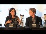 Tim Burton Interview - The Art of Frankenweenie - London Film Festival 2012