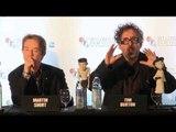 Tim Burton Interview - Burbank & Horror - Frankenweenie Premiere London Film Festival 2012