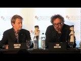 Tim Burton Interview - Death Obsession - Frankenweenie Premiere London Film Festival 2012