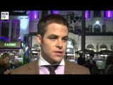 Chris Pine Interview Rise of The Guardians UK Premiere