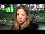 Producer Christina Steinberg Interview Rise of The Guardians UK Premiere