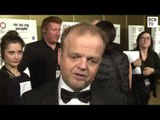 Hunger Games & Harry Potter Toby Jones Interview