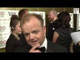 The Hunger Games Catching Fire Toby Jones Interview