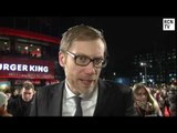 Stephen Merchant Interview - An Idiot Abroad Series 4 ? - I Give It A Year European Premiere