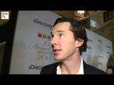 Benedict Cumberbatch Interview - Star Trek Into Darkness and J.J.Abrams