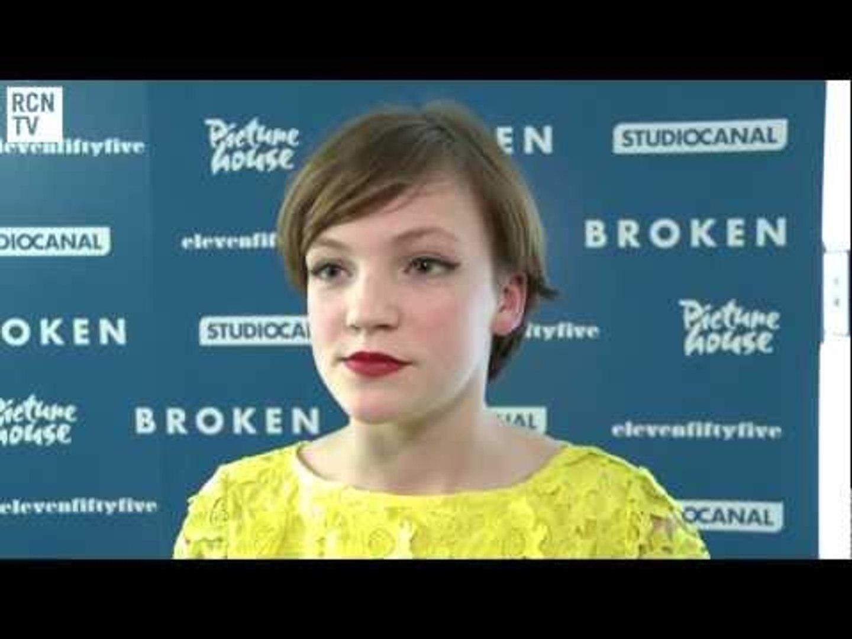 Broken Premiere Interviews