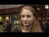 Games Of Thrones Sansa Stark - Sophie Turner Interview - Season 3 & 4