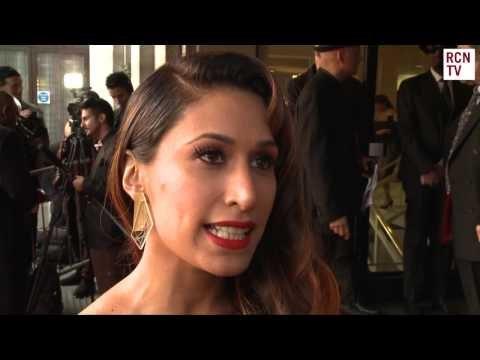 Preeya Kalidas Interview Asian Awards 2013
