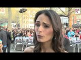 Jordana Brewster Interview Fast & Furious 6 World Premiere