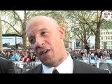 Vin Diesel Interview Fast & Furious 6 World Premiere