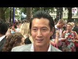Will Yun Lee Interview The Wolverine World Premiere
