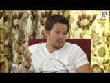 Mark Wahlberg Interview - Trash Talking Denzel Washington & Jack Nicholson