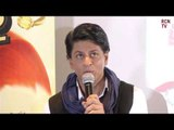 Chennai Express Shahrukh Khan Press Conference