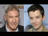 Ender's Game Interviews - Harrison Ford, Asa Butterfield & Hailee Steinfeld