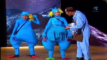 Masrah Masr ( Wahed We Wahda Fi El Fadaa )   مسرح مصر - مسرحية واحد و واحدة من الفضاء
