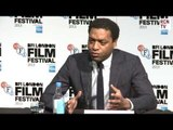 Chiwetel Ejiofor Interview - Violence - 12 Years A Slave Premiere