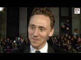 Tom Hiddleston Interview Only Lovers Left Alive Premiere