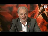 Director Francis Lawrence Interview Hunger Games Catching Fire Premiere