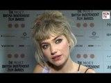 Imogen Poots Interview British Independent Film Awards 2013