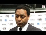 Chiwetel Ejiofor Interview 12 Years A Slave