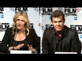 Labor Day Press Conference - Kate Winslet & Josh Brolin Interview
