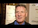 Michael Palin Interview Broadcasting Press Guild Awards 2014