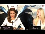 Angelina Jolie Interview - Becoming Maleficent