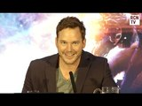 Chris Pratt Interview Guardians of the Galaxy Premiere