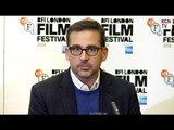 Steve Carell Interview - John Du Pont Nose & Voice - Foxcatcher Premiere