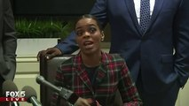 Filmed Nightclub Sexual Assault Victim Holds Press Conference