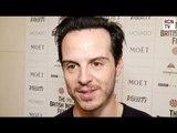 Andrew Scott Interview - Benedict Cumberbatch & Pride - British Independent Film Awards
