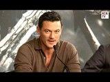 Luke Evans & Ryan Gage Interview - The Hobbit Battle of the Five Armies Premiere
