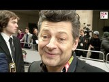 Andy Serkis Interview - Jungle Book & Planet of The Apes