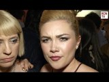 Florence Pugh & Carol Morley Interview - The Falling Premiere