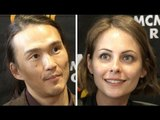 Arrow Action Interview - Willa Holland, Karl Yune & Rila Fukushima