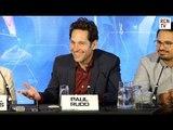 Paul Rudd Interview - Ant-Man Abs & Training