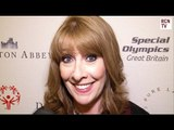 Phyllis Logan Interview Downton Abbey Special Olympics Gala