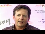 Back To The Future Reunion Interview - Michael J Fox, Christopher Lloyd, Lea Thompson