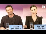 Pan Press Conference - Hugh Jackman, Garrett Hedlund & Rooney Mara