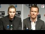 Michael Fassbender & Kate Winslet On Inspirational Steve Jobs