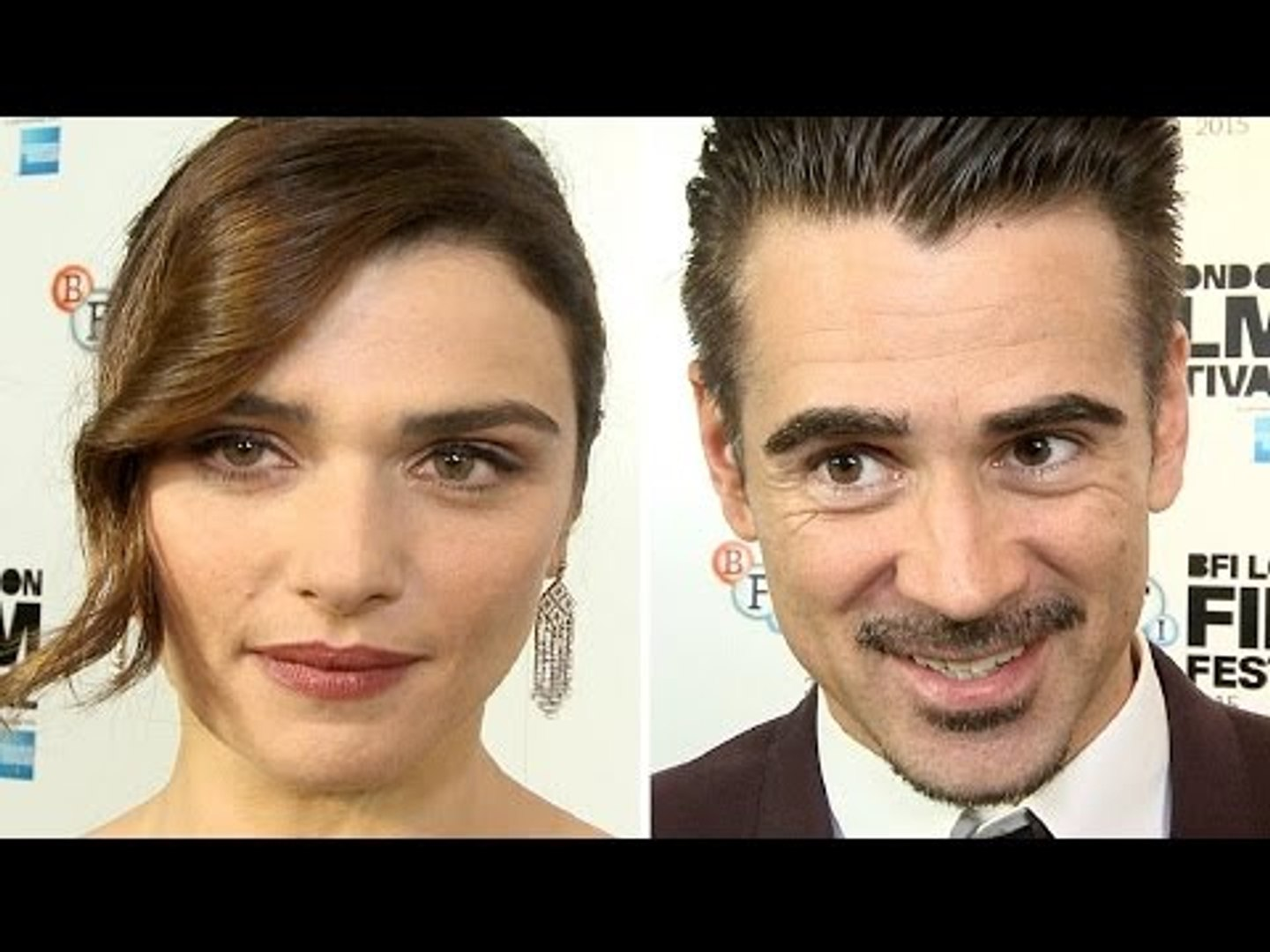 The Lobster Premiere Interviews