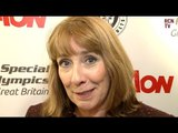 Phyllis Logan Interview - Downton Abbey & Special Olympics